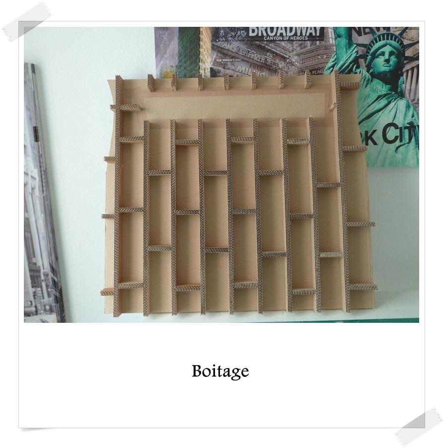 armoire en carton fabrication on peut tout faire avec du. Black Bedroom Furniture Sets. Home Design Ideas