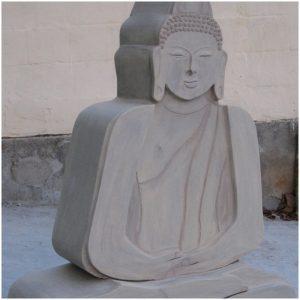 bouddha terminé