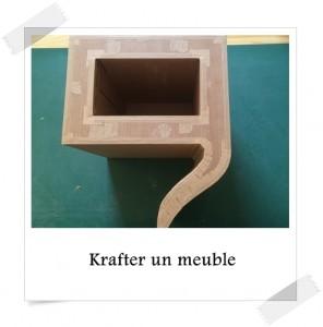 Krafter un meuble