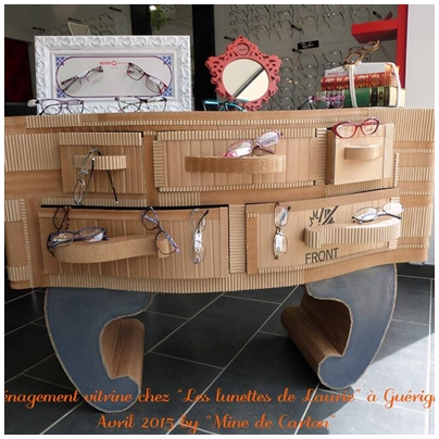 commode lpb carton. Black Bedroom Furniture Sets. Home Design Ideas