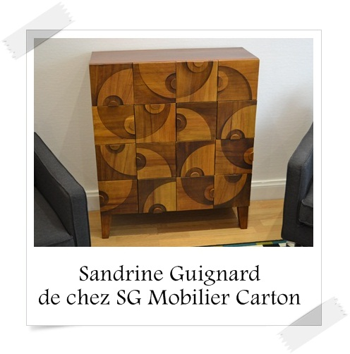 invit e sandrine guignard de chez sg mobilier carton lpb carton. Black Bedroom Furniture Sets. Home Design Ideas