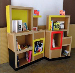 étagère books