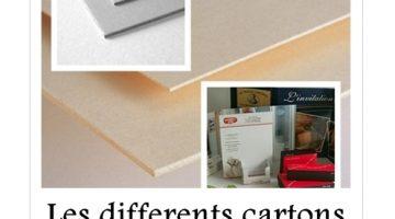 les-differents-cartons-sans-cannelures