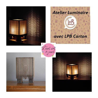 stage luminaires en carton avril 2017 muret lpb carton. Black Bedroom Furniture Sets. Home Design Ideas