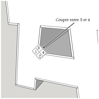 krafter les angles de son meuble en carton lpb carton. Black Bedroom Furniture Sets. Home Design Ideas