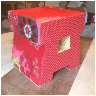 meuble en carton le cours complet et gratuit pour d buter lpb carton. Black Bedroom Furniture Sets. Home Design Ideas